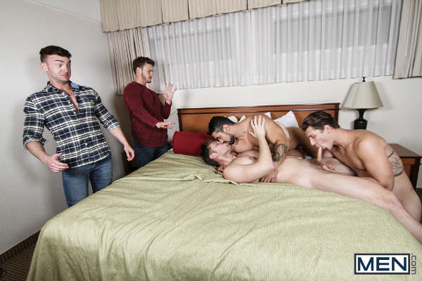 gay hard bareback cherche couple pour trio