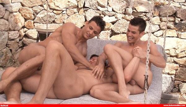 jeux gays entre potes