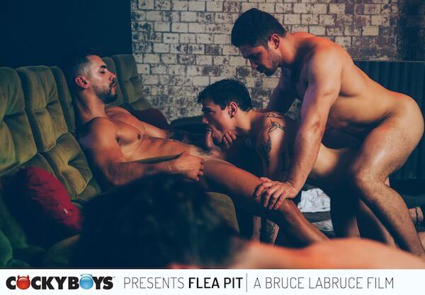 touze gay au cinéma