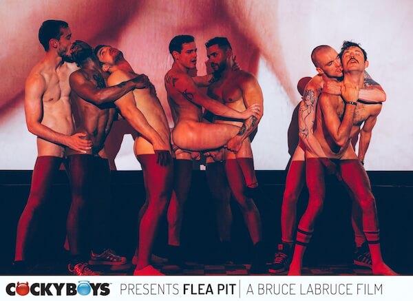 touze gay 7 hommes