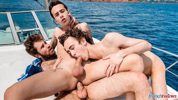 sexe 3 gays