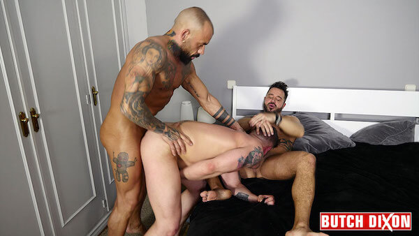 vidéo quadra gay bareback