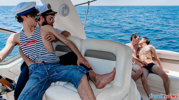 capitaine gay, marin et clients sexe