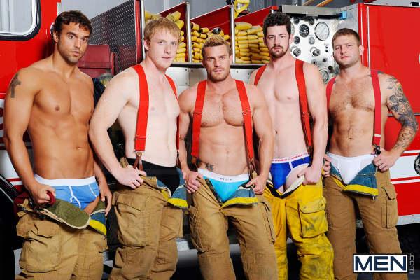 copain pompier